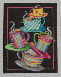 Mad Hatter Tea Cups