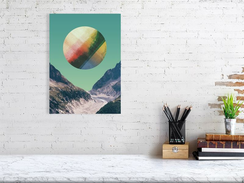 Load image into Gallery viewer, Strange moon up ahead