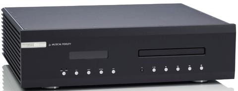 Musical Fidelity M6scd - CD Player and Digital Hub