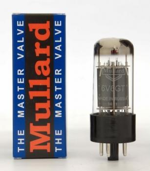 Mullard 6V6 - Platinum Matched (Each)