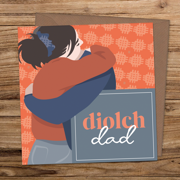Diolch Dad (Thank you Dad)