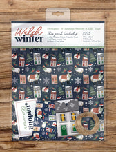Load image into Gallery viewer, Welsh Winter - Wrapping Sheets & Tags