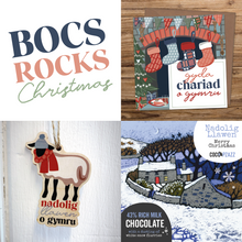 Load image into Gallery viewer, BOCS ROCKS CHRISTMAS GIFT BOX