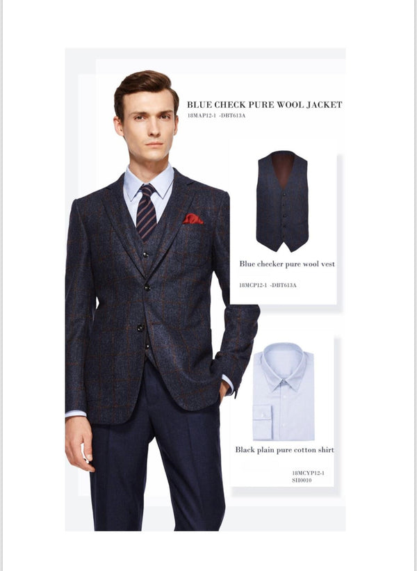 Types of Must-Have Suits for Men in Their Wardrobe – A Guide to Buy Best Bespoke Men's Suit in Lexington, KY