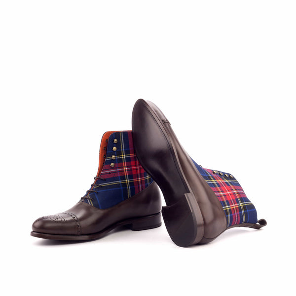 Balmoral Boot-Albert Couture