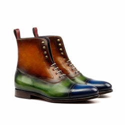 Balmoral - Multicolor Patina-Albert Couture