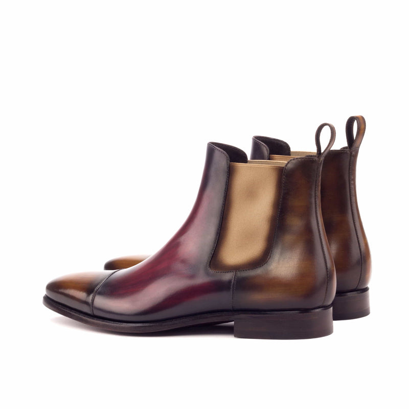 Chelsea Boot - Patina Heavy-Albert Couture
