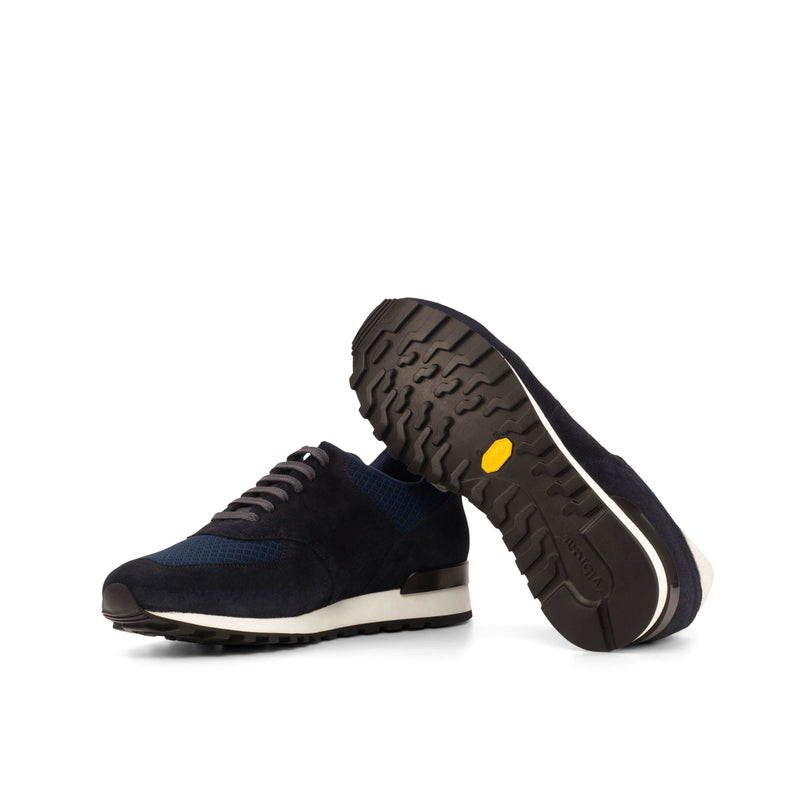 Joggers - Med Night Navy Suede