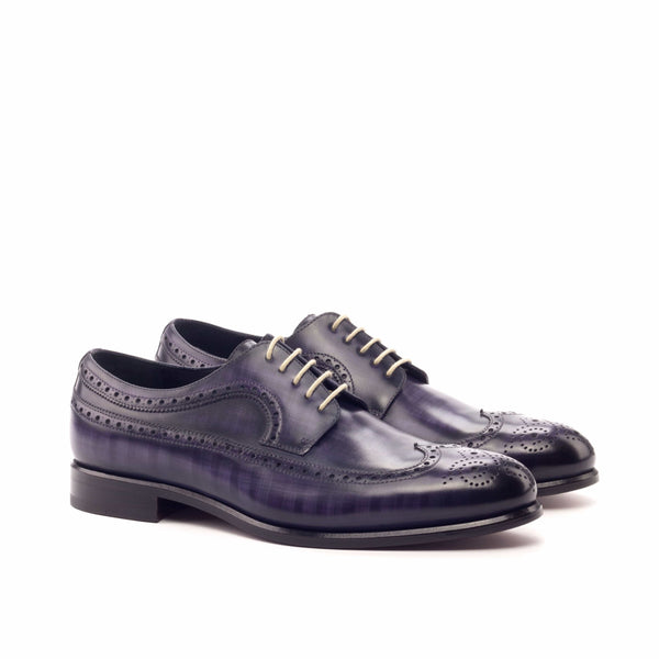 Longwing Butcher - Patina Heavy Purple-Albert Couture