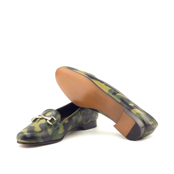 Rose Slippers - Patina Medium - Patina Khaki Camo