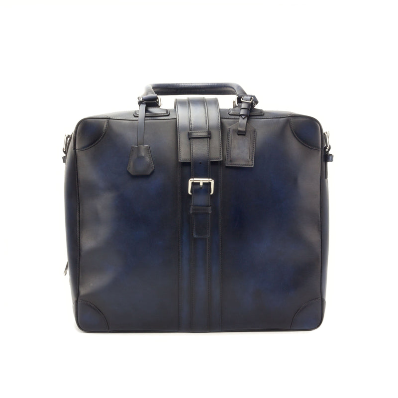 Travel Tote - Painted Calf Navy
