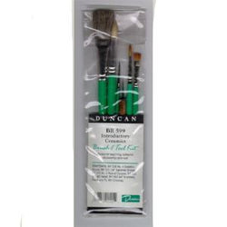 Intro Brush & Tool Kit - BR599