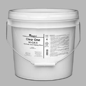 Clear One Dipping Glaze (3 Gallon Bucket)