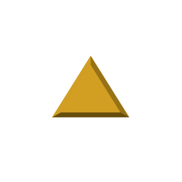 "8"" Equilateral Triangle"