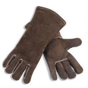 Medium Duty Leather Gloves