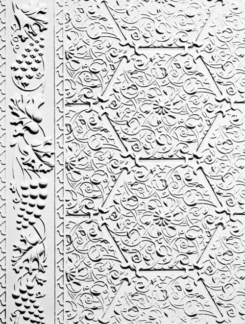 Islamic Multicultural Slab Texture Mold