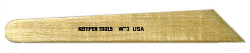WT3 6 inch Wood ModelingTool