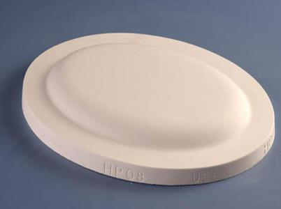Oval Platter Hump Mold