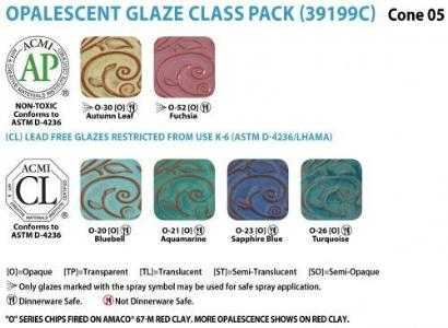 Opalescents Class Pack