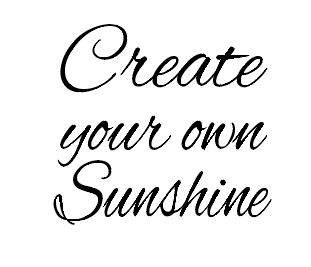 create your own sunshine mug vinyl