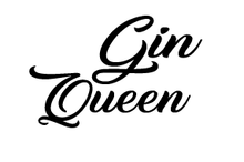 Load image into Gallery viewer, Gin Queen, gin glass vinyl