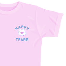 Load image into Gallery viewer, 'Happy Tears' T-Shirt (Pink)