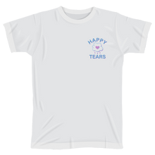 Load image into Gallery viewer, 'Happy Tears' T-Shirt (White)
