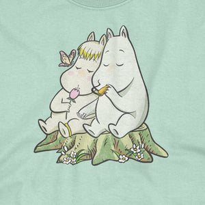 'Stoney Hippos' T-Shirt (Mint)
