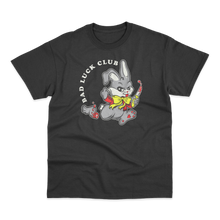Load image into Gallery viewer, 'Bad Luck Club' T-Shirt (Black)