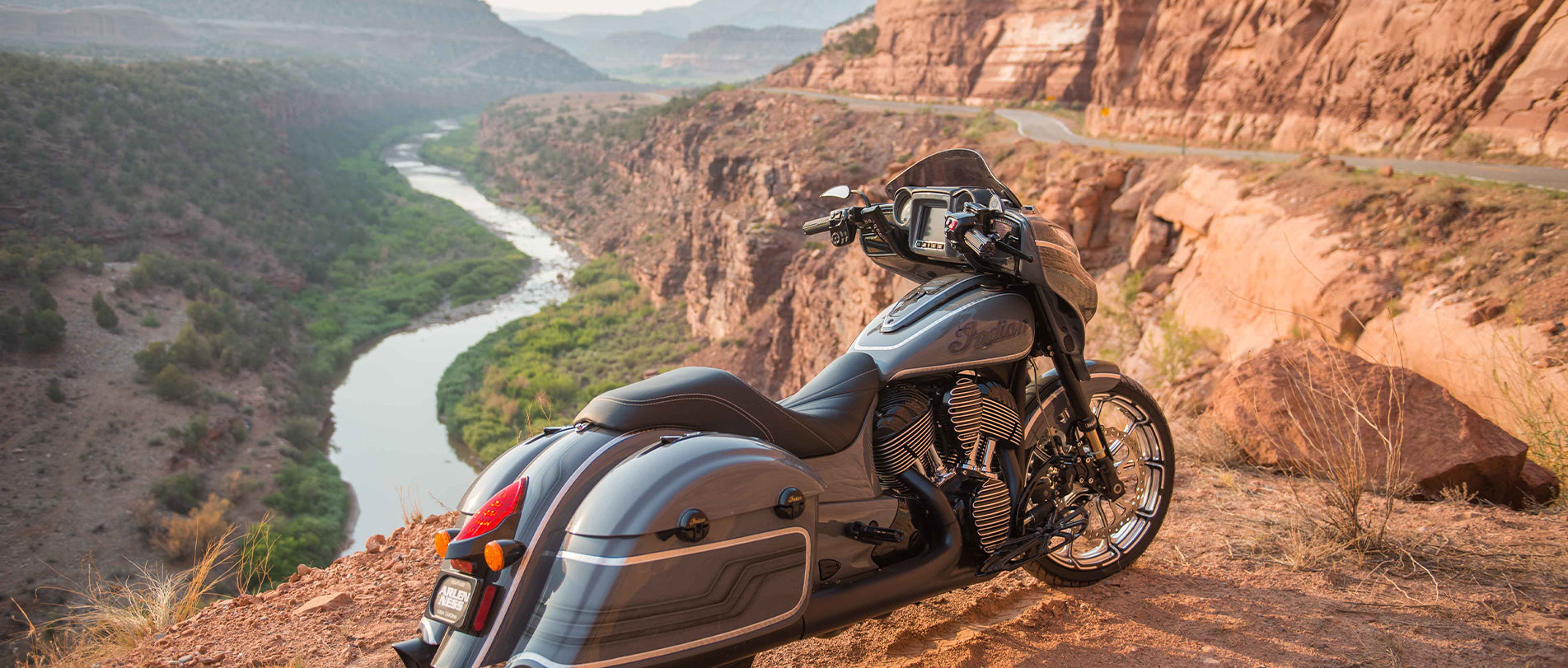 Air Cleaners for Indian Motorcycle®
