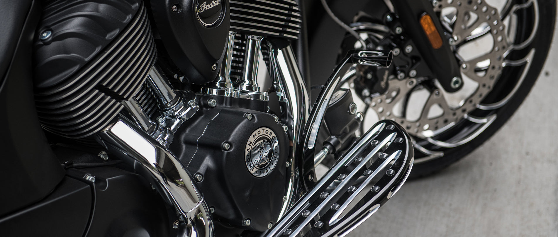 Shift Pegs for Indian Motorcycle®