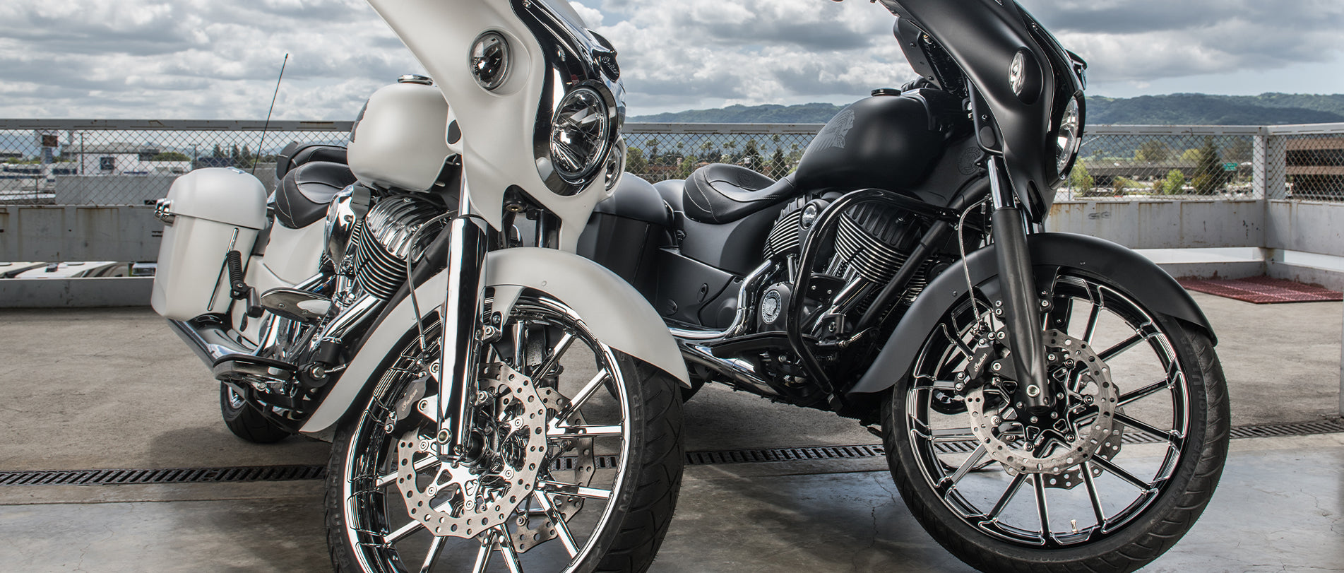 Wheels & Brakes for Indian Motorcycle®