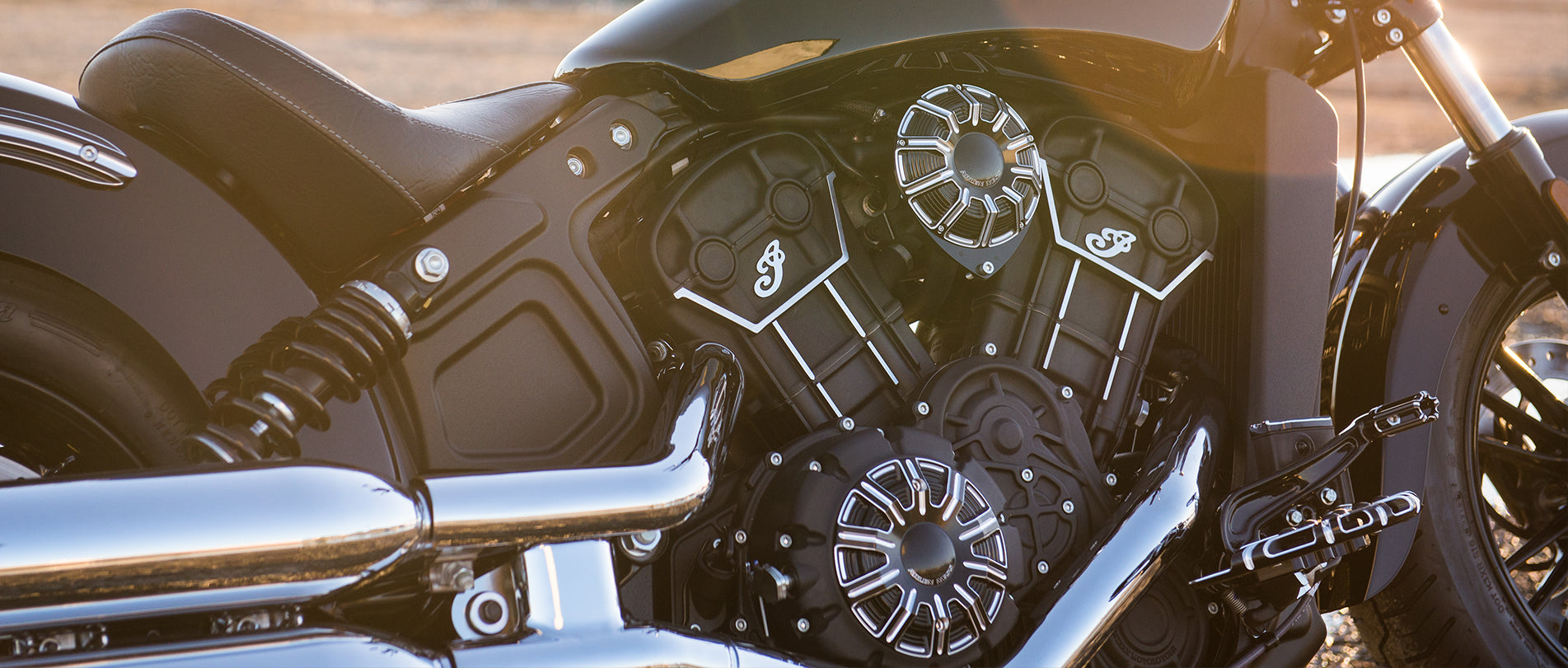 Footpegs for Indian Motorcycle®