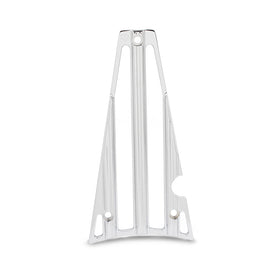 10-Gauge Frame Grill, Chrome