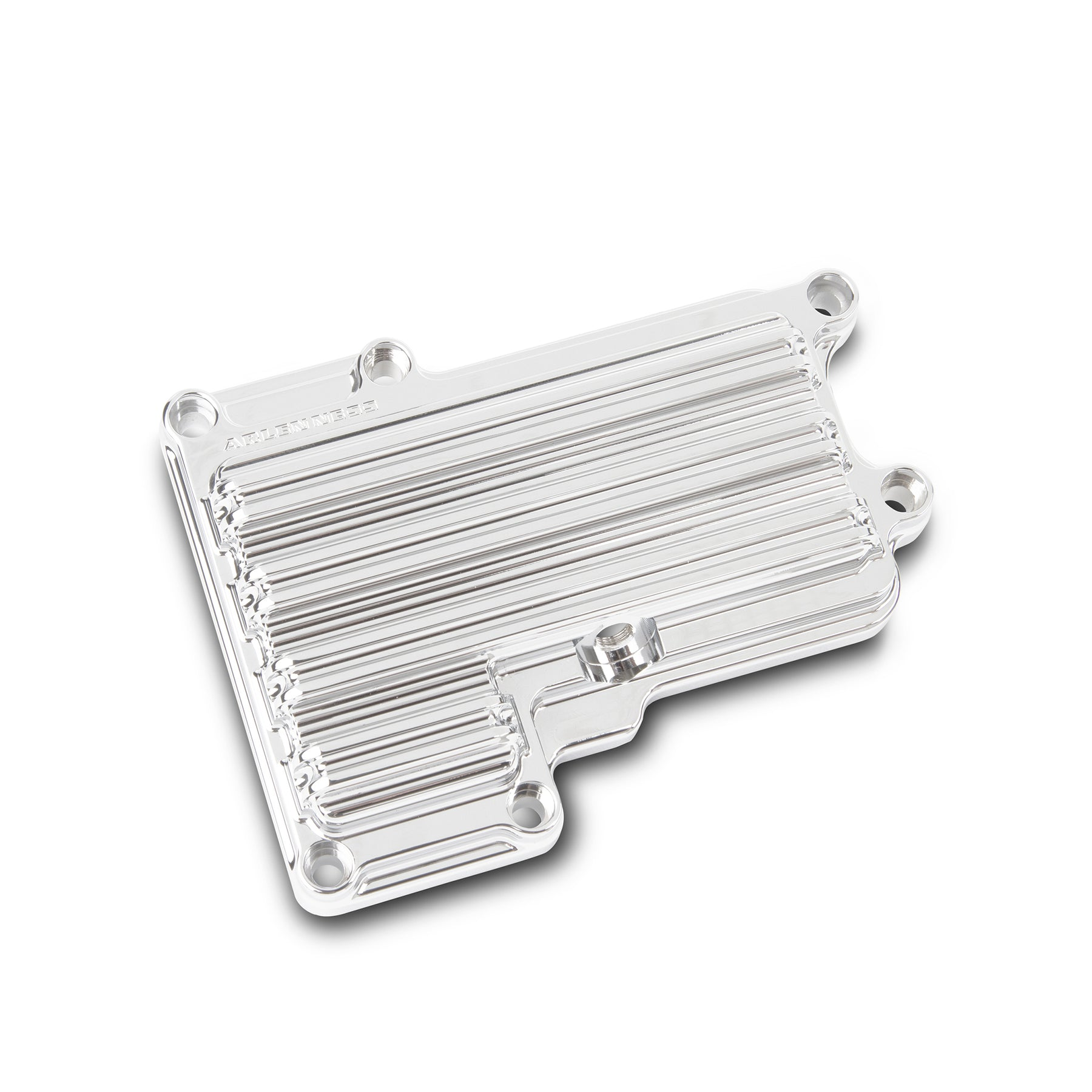 10-Gauge Transmission Top Covers, Chrome