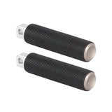Knurled Footpegs, Titanium