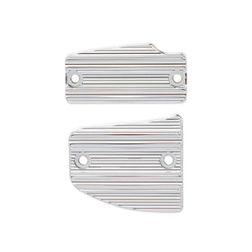 10-Gauge Master Cylinder Cover Kit for Scout®, Chrome