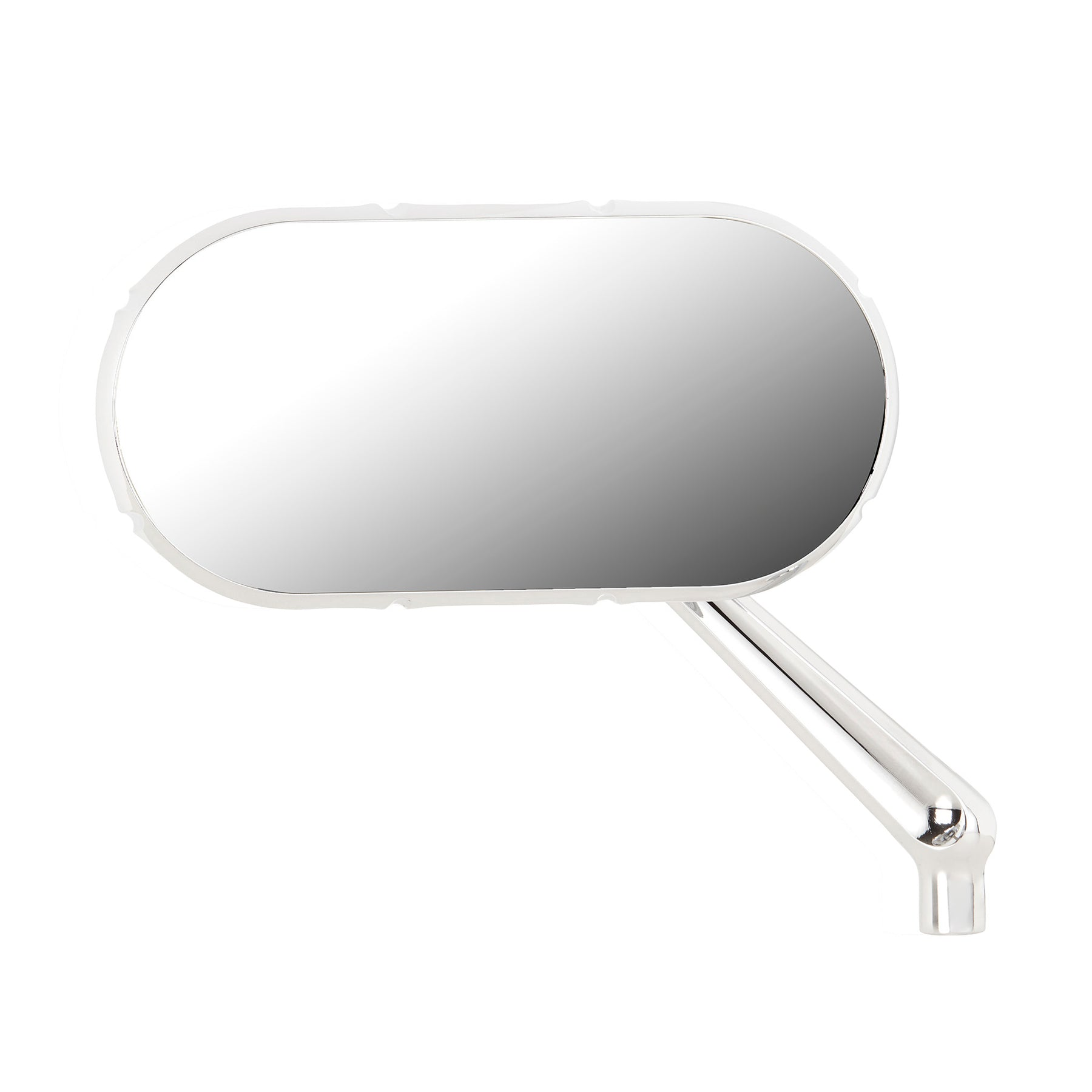 10-Gauge Forged Mirrors, Chrome