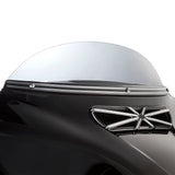 10-Gauge Windshield Trim for Street Glide™, Black