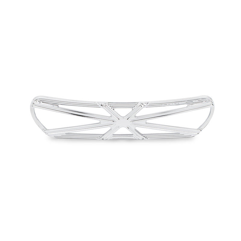 10-Gauge Fairing Vent Trim For Street Glide™, Chrome