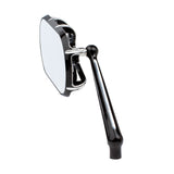 10-Gauge Forged Mirrors, Black
