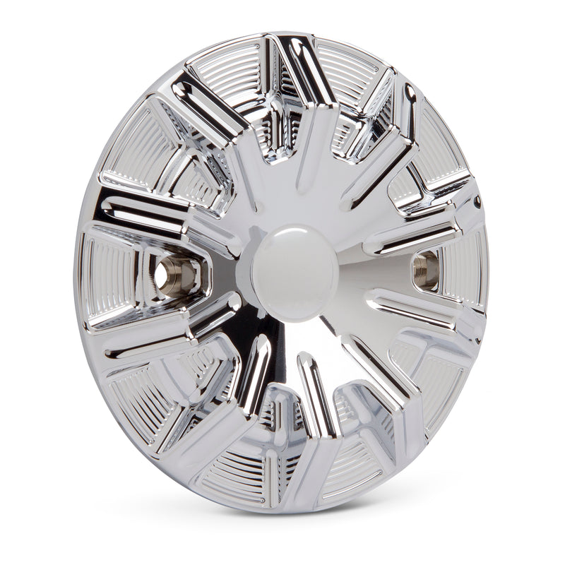 10-Gauge Stator Cover for Scout® Engines, Chrome