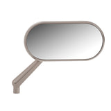 Forged Oval Mirrors, Titanium