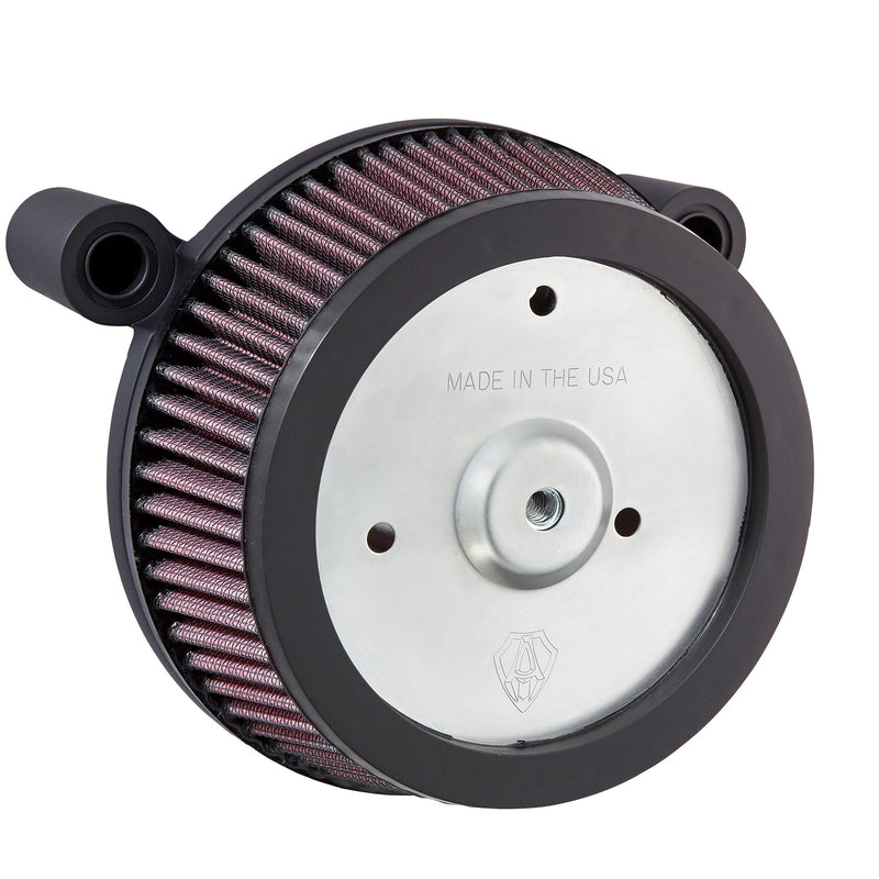 Big Sucker™ Air Cleaner for 14-16 FLT & 15-17 FLST, Factory Cover