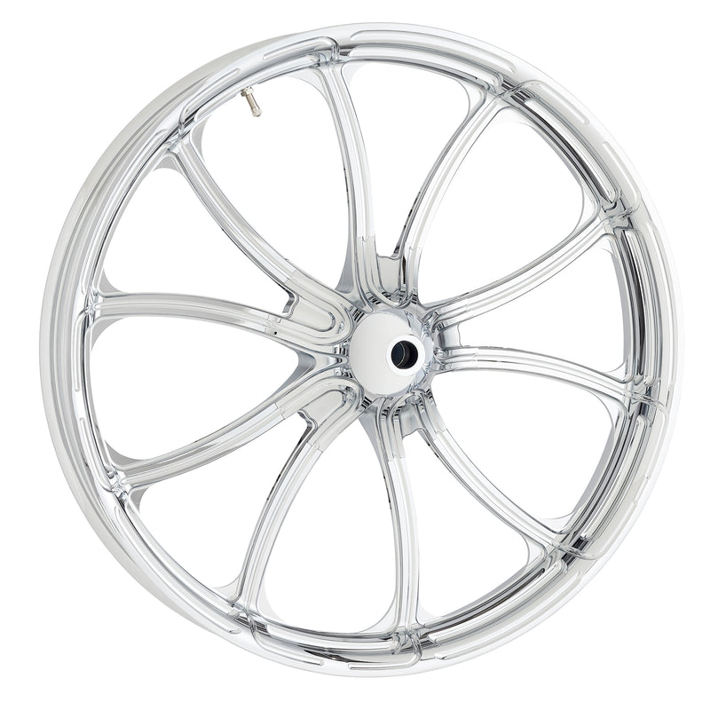 Flare 5 Forged Wheels, Chrome