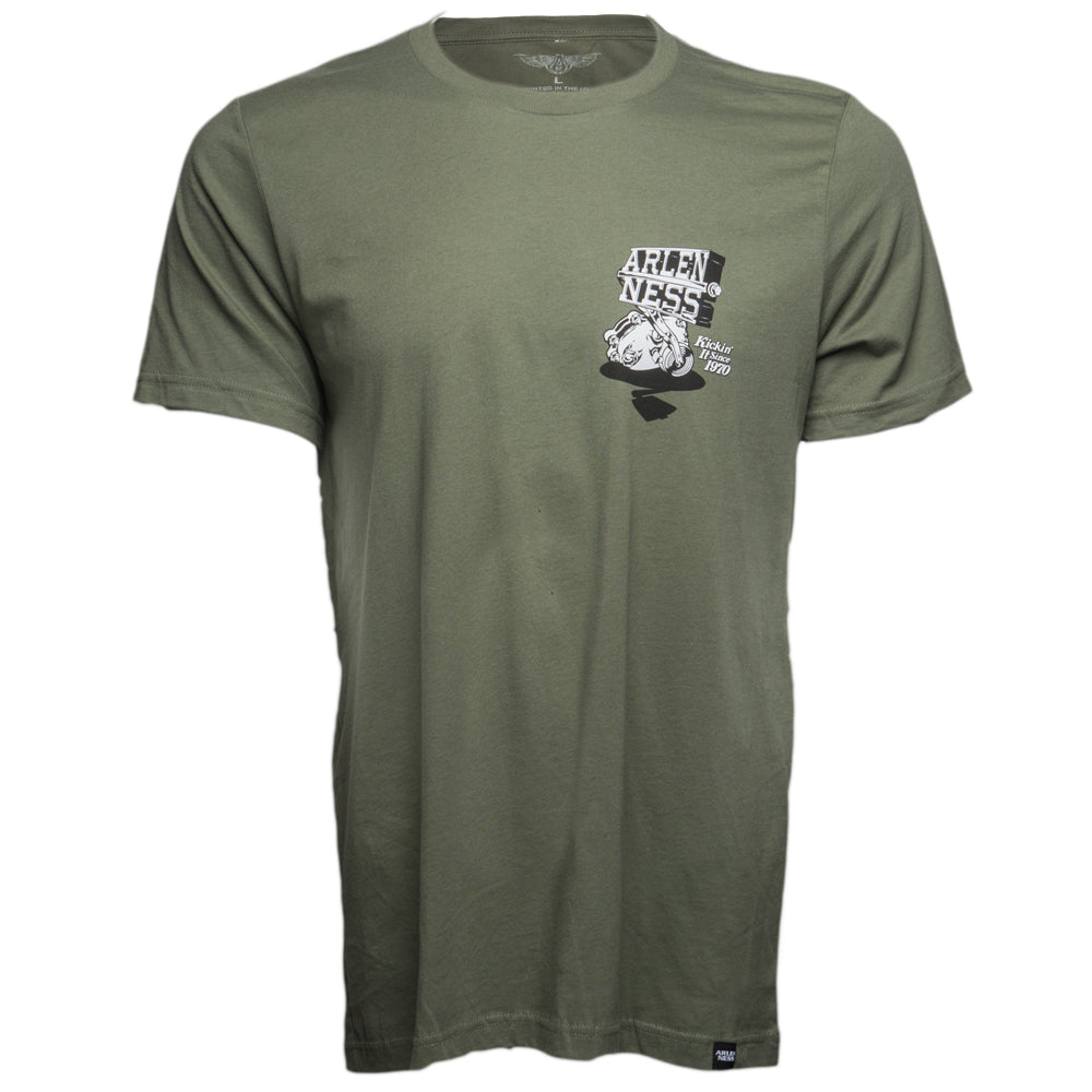 Kicker T-Shirt, Green