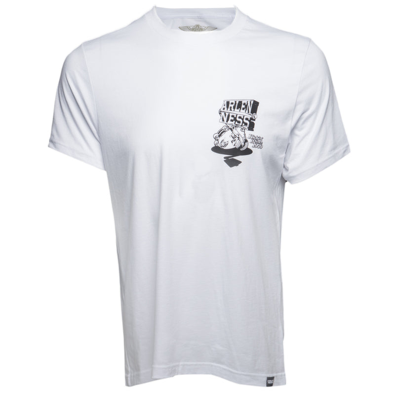 Kicker T-Shirt, White