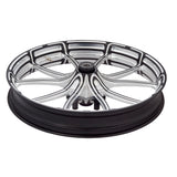 Flare 5 Forged Wheels for Indian®, Black