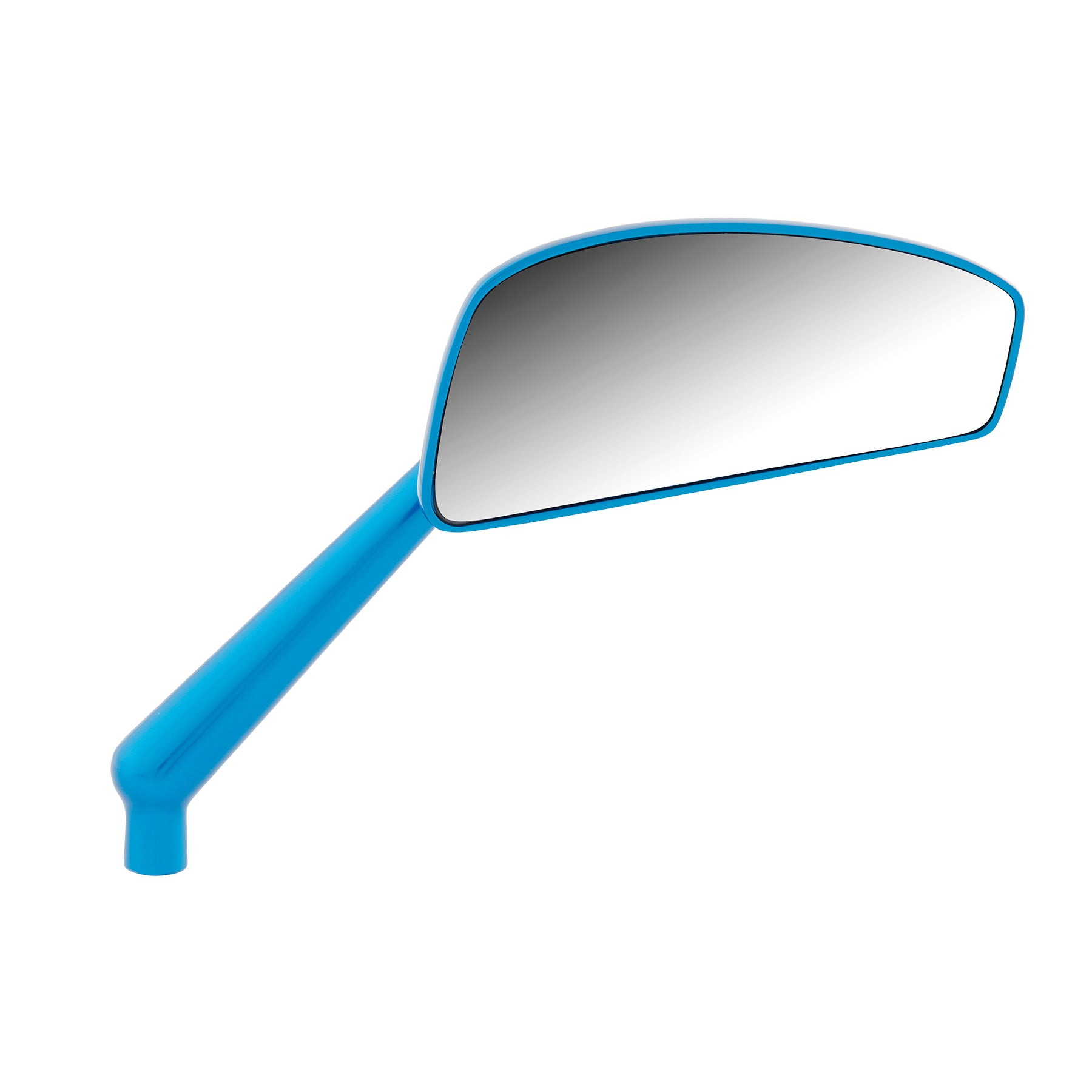 Tearchop Forged Mirrors, Blue