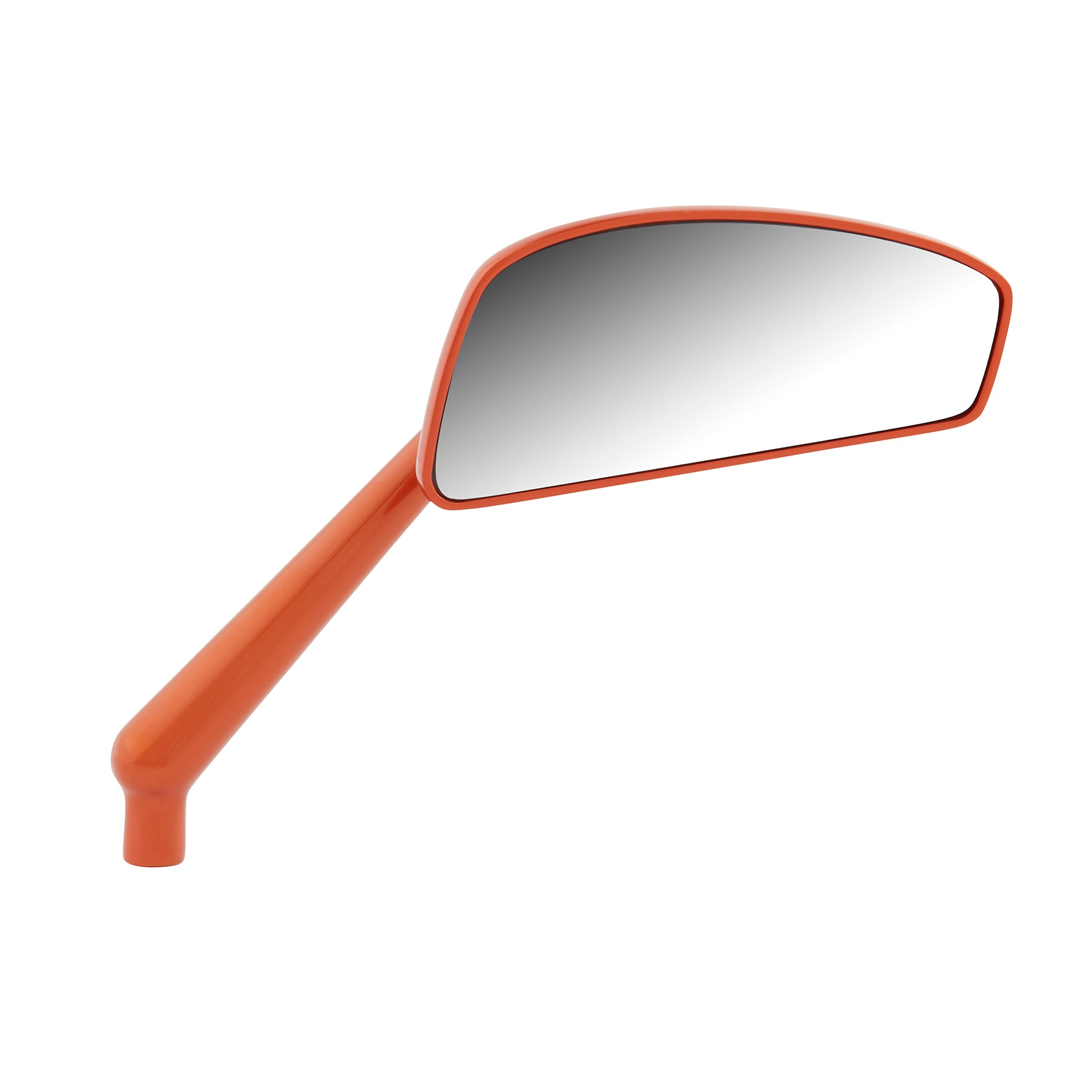 Tearchop Forged Mirrors, Orange